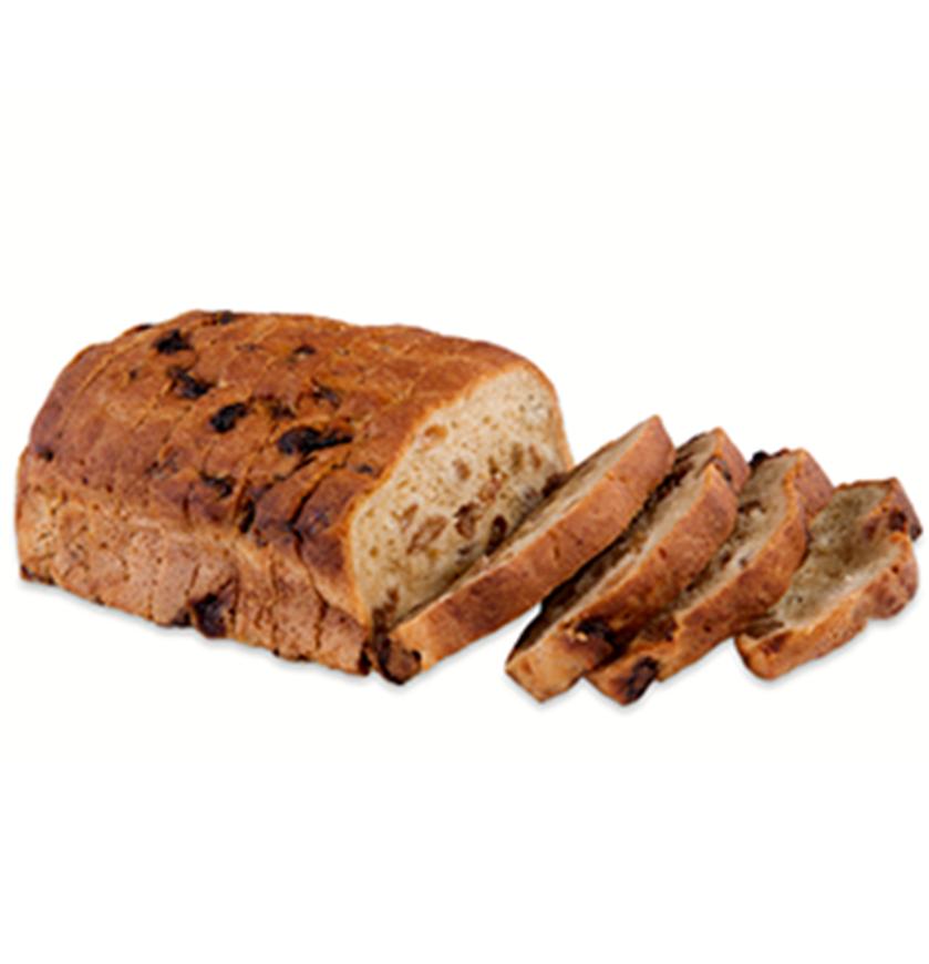 Afbeelding van Rozijnenbrood glutenvrij